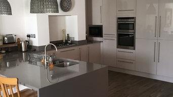 Kitchen in Cashmere
