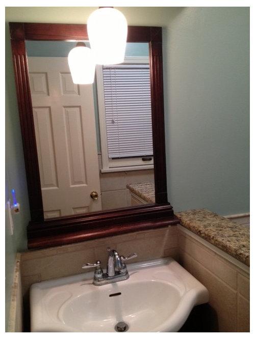 bathroom vanity color help