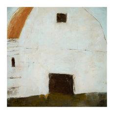 """""""Born in a Barn I"""" Fine Art Piece"""