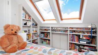 Attic Children's Bedroom