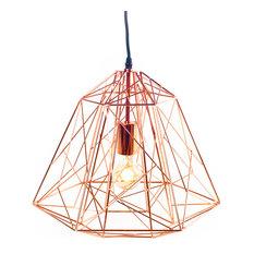 - Suspensions structure géométriques Lignes Droites - Suspension Luminaire