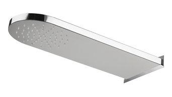Flat Wall-Mounted Shower Panel