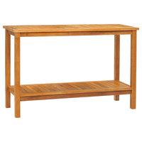 Teak Wood Santa Barbara Serving Table, made from A-grade Teak Wood