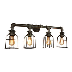 Farmhouse Vanity 4-Light