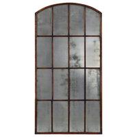 Uttermost 13464 P Amiel Antique Large Arch Mirror