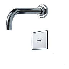Brio Wall Mount Intelligent Sensor Washroom Faucet