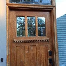 Craftman Door on MCM House, Sigh