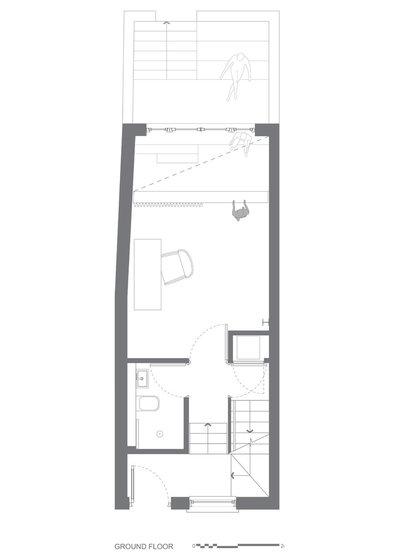 Industrial Floor Plan by Kirkwood McCarthy