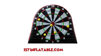 Inflatable Foot Dart – Classic Style