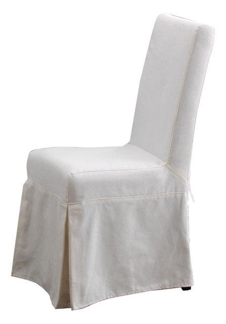 Laguna Beach Dining Chair, White