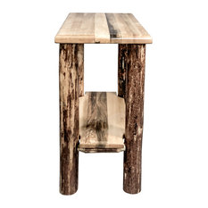Glacier Country Chairside Table