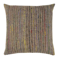 """Rizzy Home 22""""x22"""" Pillow"""