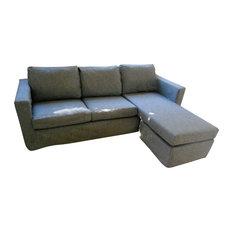 Contemporary Sectional Sofas | Houzz