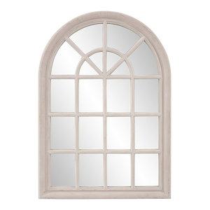 Magnolia Mirror Farmhouse Wall Mirrors By Cooper