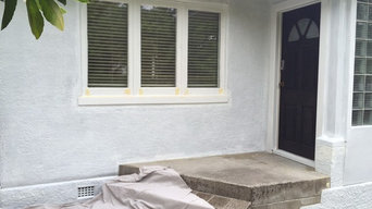 Ponsonby  ::  House painting and rot repair project.