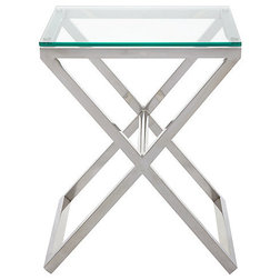 Modern Side Tables And End Tables by Houzz