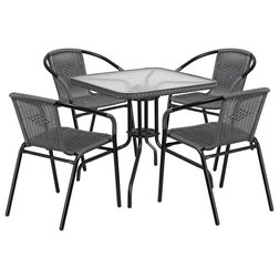 Tropical Outdoor Dining Sets by ergode