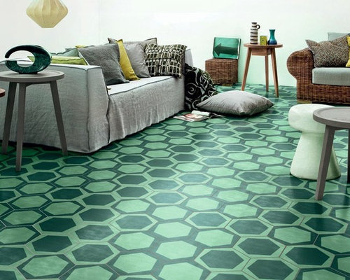 Carreaux ciment BISAZZA