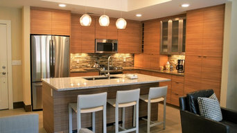 Contemporary Kitchen New construction