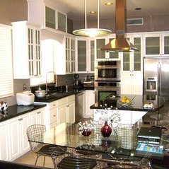 custom cabinets - Canyon Kitchen Cabinets