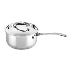Casserole 1-Handle With Lid Glamour Stainless Steel