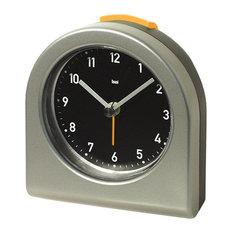Designer Pick-Me-Up Alarm Clock, Logic Black