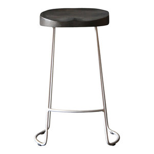 The Vintage Steel Bar Stool