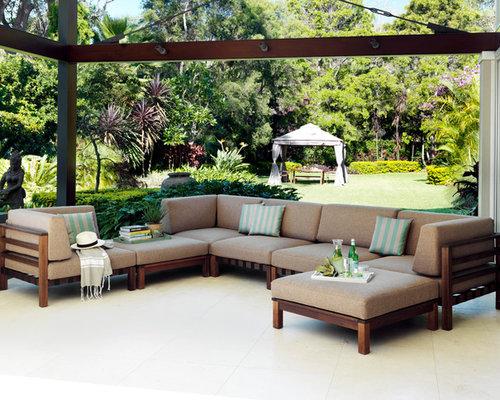 Fremantle Modular Setting Outdoor Lounge Sets