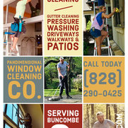 Pandimensional Window Cleaning Co.'s photo