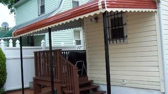 Aluminum Awnings for Homes in New York