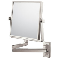 Modern Makeup Mirrors by Aptations Inc.