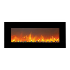 Trivero Electric Fireplace, 127x47 cm