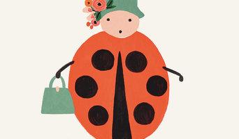 Ladybird Print- Rifle Paper Co.