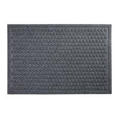 Mohawk Home Impressions Mat Dots Charcoal, 2'x3'