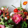 How to Make Beautifully Untamed Floral Arrangements