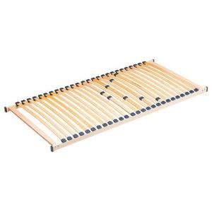 Slat 24-Slat Panel Bed Kit, Euro Single