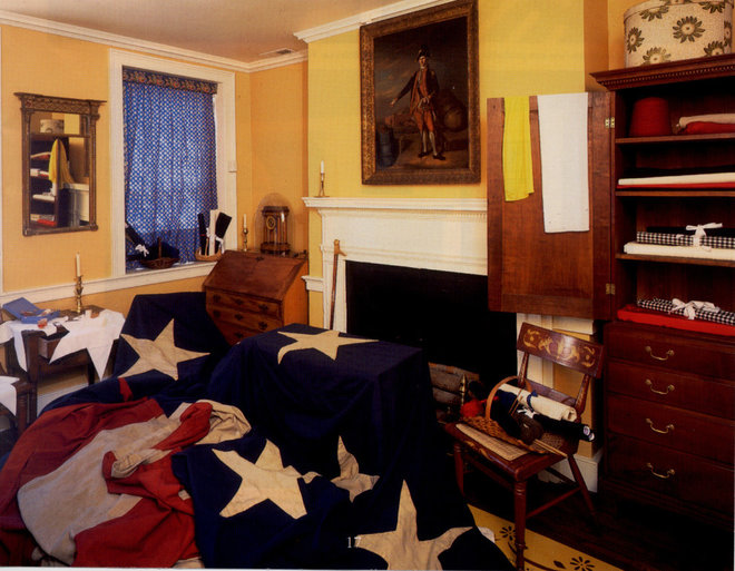 Stars, Stripes and the Unsung Woman Who Sewed Them in Baltimore