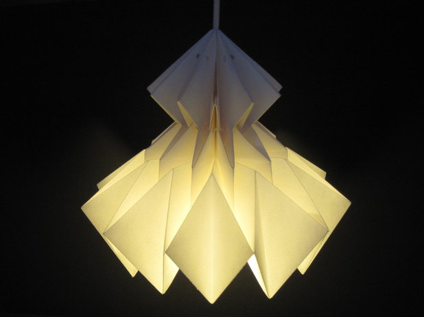 9 Pendant Lights With Origami Allure