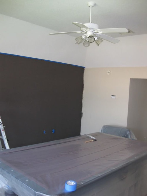 What About Other Ideas For The Fan And Just Use Light Directly Above Pool Table Or Maybe Lighting