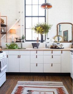 IKEA Haggeby Sektion Kitchen Cabinets