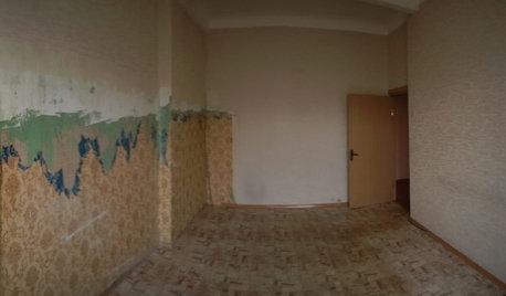До и после: Серая квартира в Хамовниках
