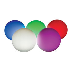 "Fortune Products - Rainbow Orb, 9.5"", 36 LED, NEW - Hot Tub and Pool Accessories"