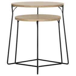 Industrial Side Tables And End Tables by Safavieh