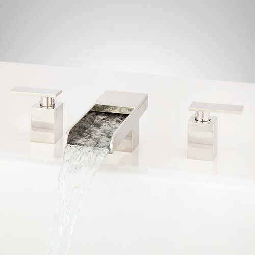 willis waterfall roman tub faucet tub and shower faucet sets