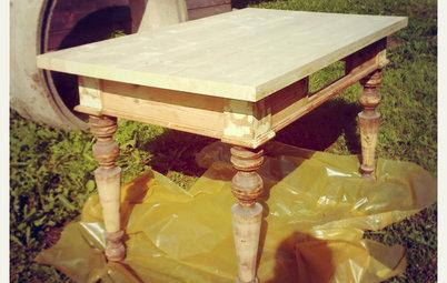 Как правильно: Отреставрировать старую мебель в домашних условиях