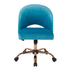 50 Most Popular Turquoise Office Chairs For 2019 Houzz