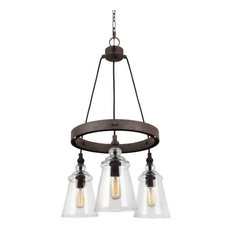 Feiss 3-Light Chandelier