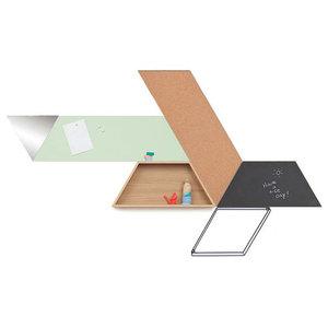 Vij5 Elementiles Modular Shelving Unit, 87x150 cm