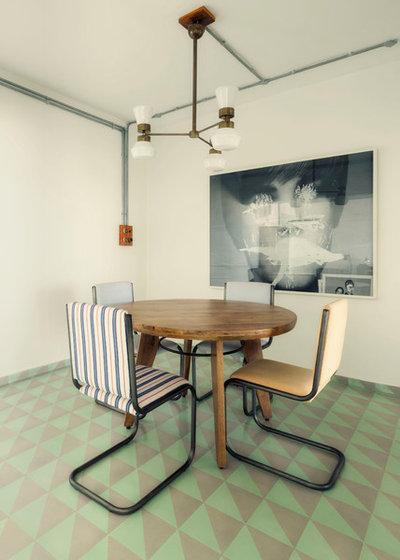 Dining Room by ravi vazirani design studio