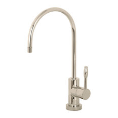 Kingston Brass Single-Handle Cold Water Filtration Faucet, Polished Nickel
